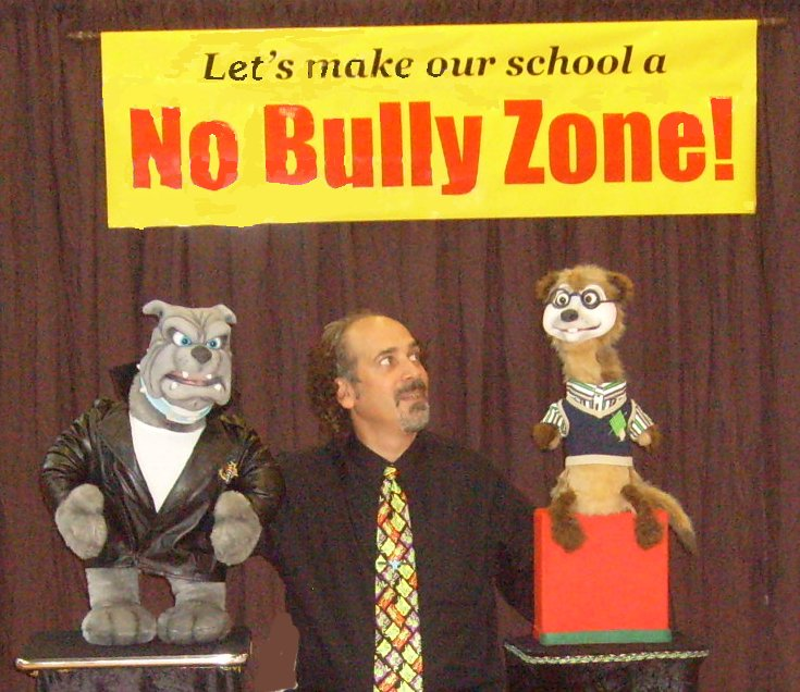 NO BULLY Zone!